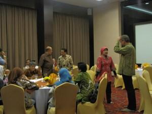 Informal Welcome Dinner