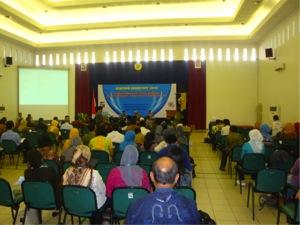 Suasana Seminar Indostaff 2013